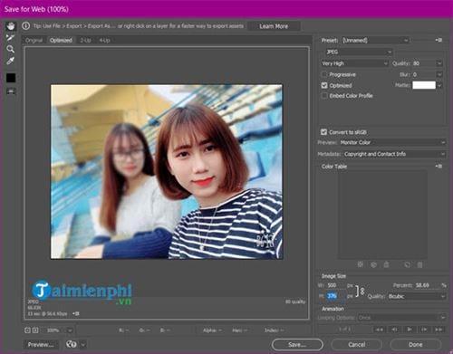 How to delete photos in Photoshop 7