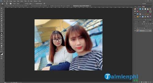 How to delete photos in Photoshop 8