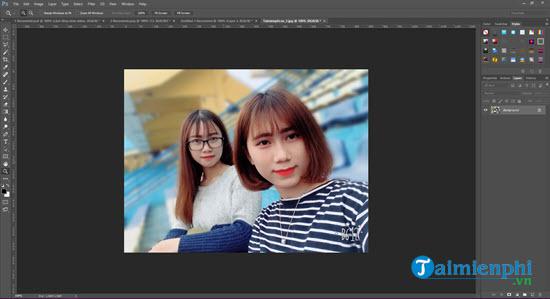 How to delete photos in Photoshop 15