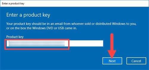 windows 8.1 license key will expire soon