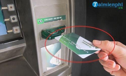 Hướng dẫn đổi mã PIN thẻ ATM Thay đổi mật khẩu ATM ...
