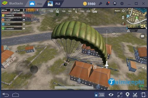 Cách chơi PUBG Mobile trên Macbook 10