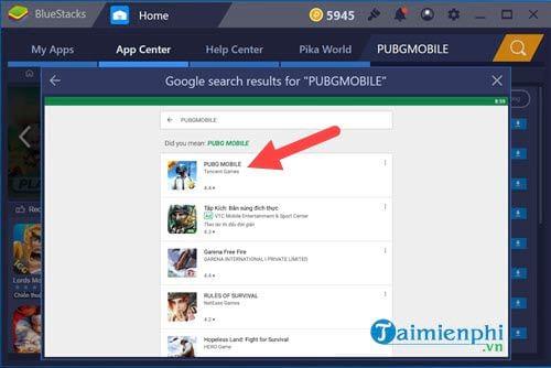 Cách chơi PUBG Mobile trên Macbook 2