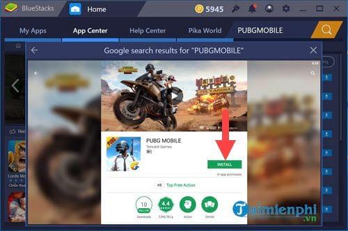 Cách chơi PUBG Mobile trên Macbook 3