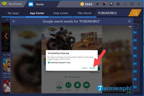 Cách chơi PUBG Mobile trên Macbook 4