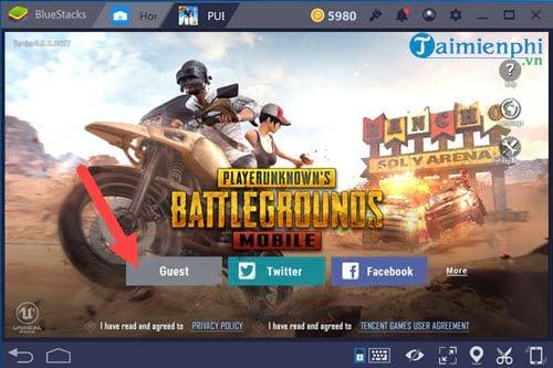 Cách chơi PUBG Mobile trên Macbook 5