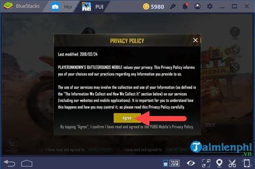 Cách chơi PUBG Mobile trên Macbook 6