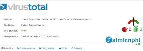 Cách quét virus trực tuyến không cần dùng phần mềm 6