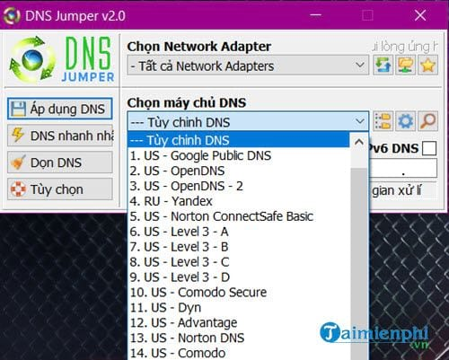 How to use DNS to save the web faster 10
