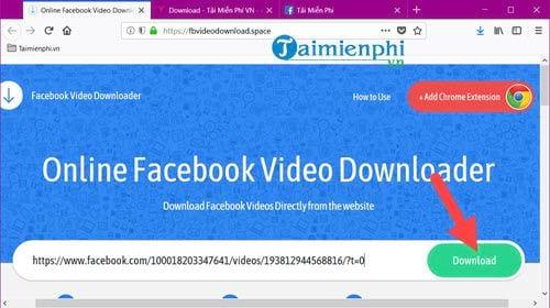 top website tai video facebook de dang nhat 16