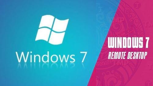 cach remote desktop trong windows 7 thiet lap mo ket noi