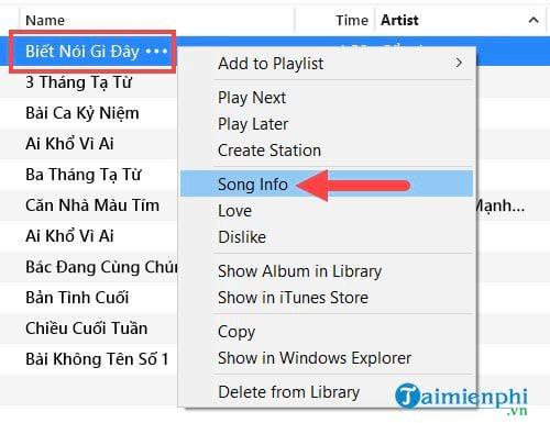 Cách cài nhạc chuông cho iPhone bằng iTunes 3