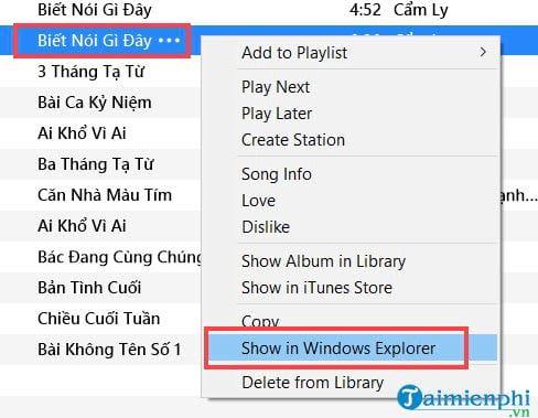 Cách cài nhạc chuông cho iPhone bằng iTunes 6