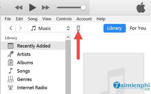 Cách cài nhạc chuông cho iPhone bằng iTunes 9