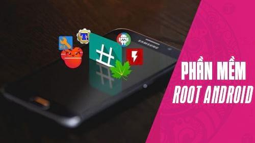 top phan mem root android tot nhat