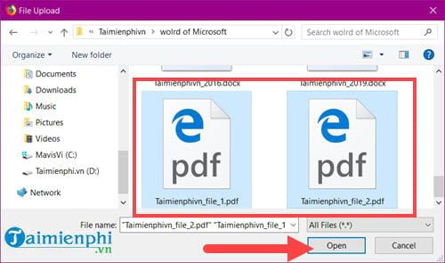 How to install pdf files does not require memo 4