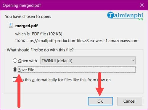 How to install pdf files does not require memo 8
