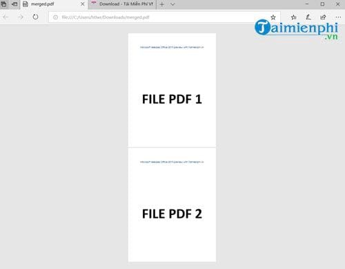 How to install pdf files does not require memo 9