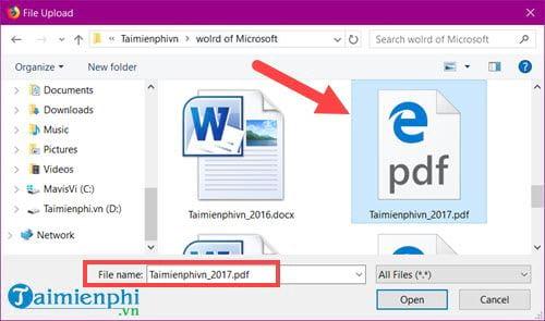 Cách chỉnh sửa file PDF trực tiếp giống như file Word 4