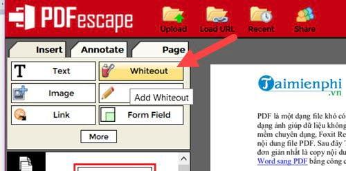 Cách chỉnh sửa file PDF trực tiếp giống như file Word 6