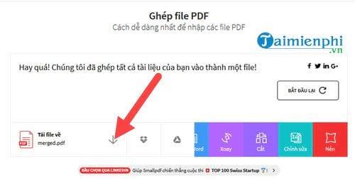 cach noi file pdf tu nhieu file thanh 1 file 14