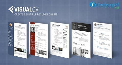 Top 5 web thiết kế CV đỉnh nhất 6