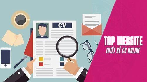top 5 web thiet ke cv dinh nhat
