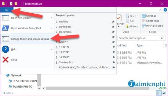 Cách lấy ảnh trong file Excel và PowerPoint về máy tính 6