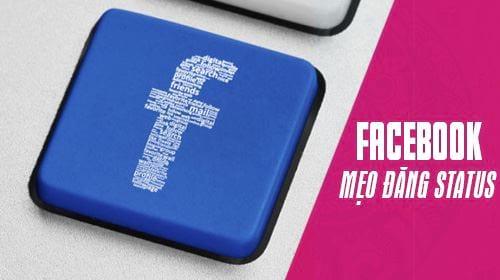 meo dang status binh luan tin nhan trang tren facebook