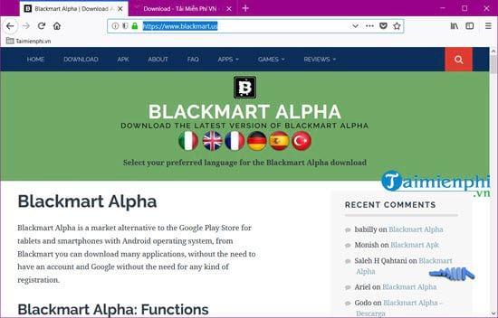 Top Website tải file APK từ Google Play, download file APK