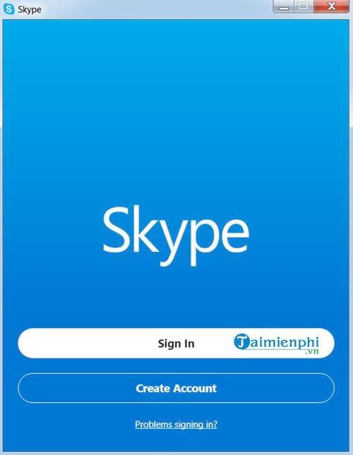 Cách quay về bản Skype cũ từ bản Skype 8.25 4