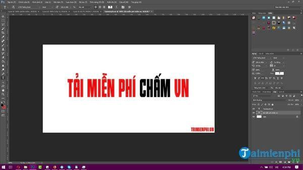 Repair cs6 photoshop does not speak Vietnamese 8