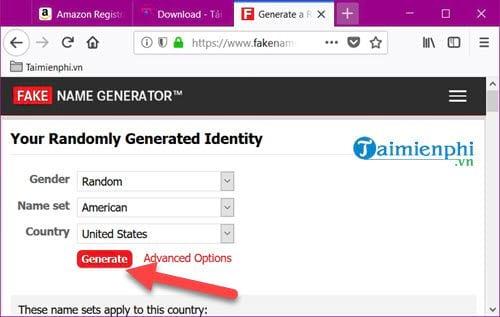 Tạo tài khoản Amazon Unlimited, đăng ký ID Amazon Unlimited