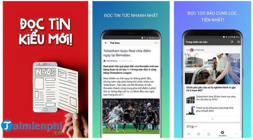 Top apps to watch the continuation of Vietnam at asiad 2018 7