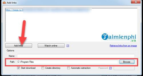 Cách tải file từ Mega.nz bằng IDM tốc độ cao, Max Speed 7
