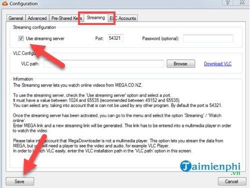 Cách tải file từ Mega.nz bằng IDM tốc độ cao, Max Speed 9