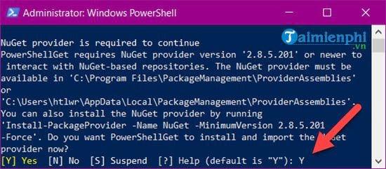 Đo hiệu suất mạng sử dụng PowerShell và iPerf