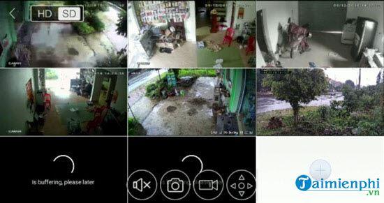 User application xmeye view camera 9