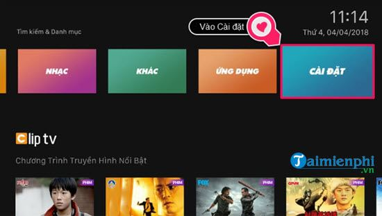 It supports the operation of cliptv extension on smart television LG 8