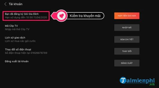 It supports the operation of cliptv extension on smart television LG 10