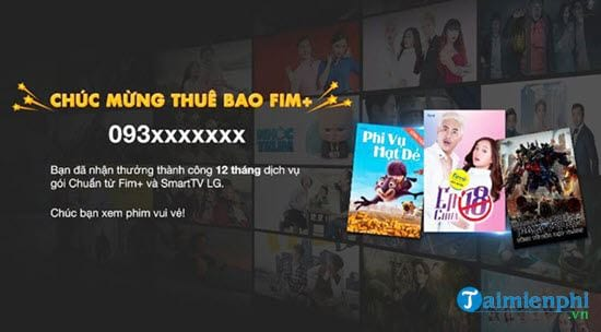 Directs the activity of calling the application to watch movies on television lg 11
