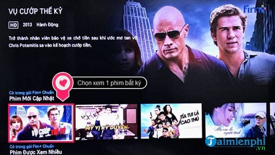 Directs the activity of calling the application to watch movies on television lg 4