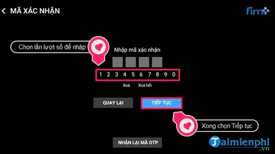 Directs the activity of calling the application to watch movies on television lg 9