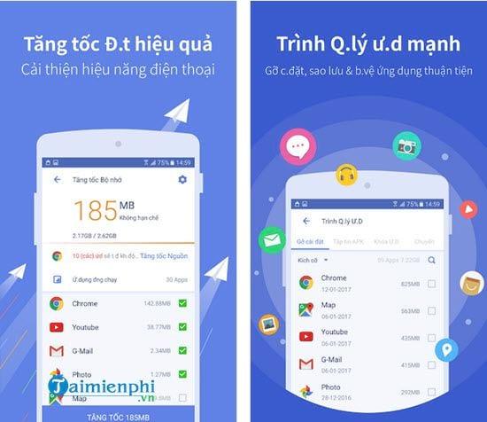 Dùng ứng dụng tắt chạy ngầm trên Android nào tốt? 2