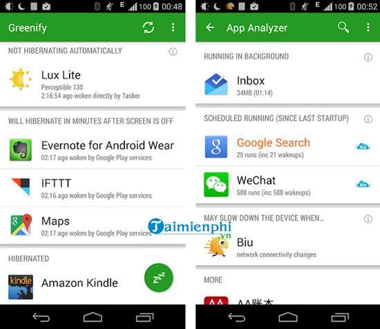 Dùng ứng dụng tắt chạy ngầm trên Android nào tốt? 5