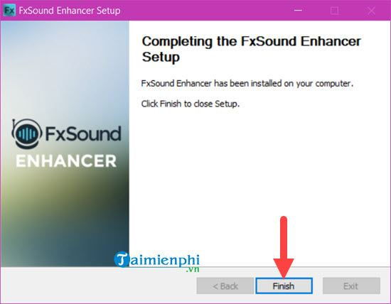 Huong ket hop dfx audio enhancer with groove music helped increase sound 6