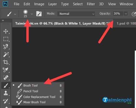 Hướng dẫn đổi màu da trắng thành đen bằng Photoshop