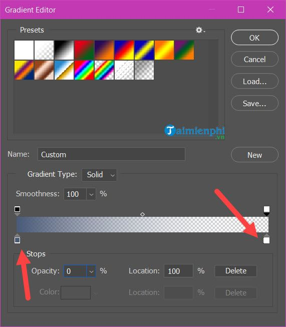 Guide to the effect of light and shadow in photoshop 11