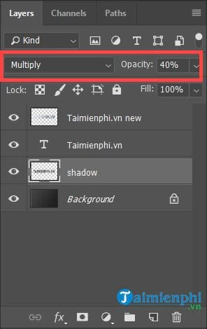 Guide to the effect of light and shadow in photoshop 20