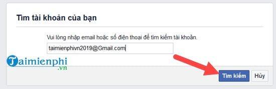 Hướng dẫn lấy lại Facebook bị hack pass và mất email đăng ký 2